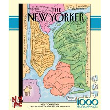 New Yorkistan 100-Piece Puzzle