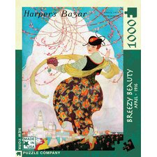 <strong>New York Puzzle Company</strong> Hilltop Dancer 100-Piece Puzzle