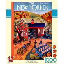 The Cider Mill 100-Piece Puzzle