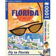 Florida 1000-Piece Puzzle