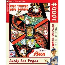 Las Vegas 1000-Piece Puzzle