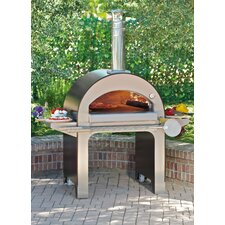 <strong>Alfa Pizza</strong> Forno 4 Wood Burning Pizza Oven