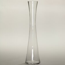 Stem Clear Glass Vase