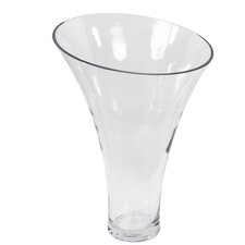 Revere Clear Glass Vase