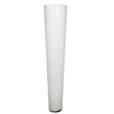 Tapered Glass Vase