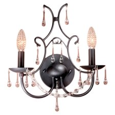 Chella 2 Light Wall Sconce