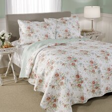 Arundel Reversible Cotton Quilt