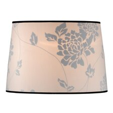"14"" Faux Silk Round Lamp Shade"