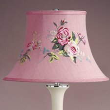 "16"" Cecilia Linen Empire Lamp Shade"