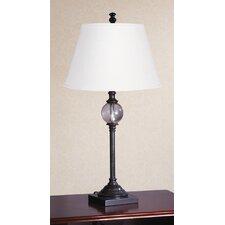 """10.5"""" Calais Linen Empire Lamp Shade"""