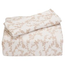 Victoria Flannel Sheet Set