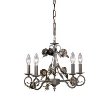 Ana 5 Light Chandelier