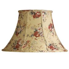 Angelica Bell Clip Shade in Floral