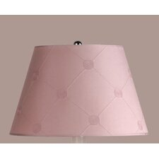 "18"" Lucille Silk Empire Lamp Shade"