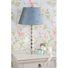 "Brussels 23"" H Table Lamp with Lucille shade"
