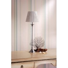<strong>Laura Ashley Home</strong> Camberley 1 Light Complete Table Lamp