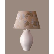 <strong>Laura Ashley Home</strong> Lily Table Lamp with Carla Shade