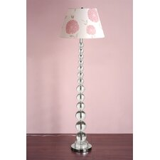 Chambord Floor Lamp with Erin Shade