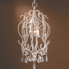 Clara 3 Light Foyer Pendant