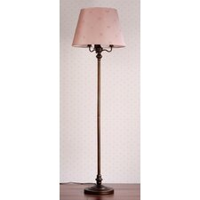 Eleanore Floor Lamp with Barrel Shade