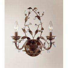 Freya 2 Light Wall Sconce