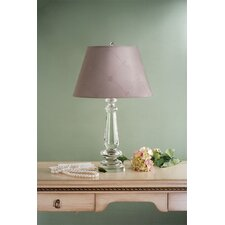 Garrat Table Lamp with Lucille Shade