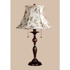 Georgia Table Lamp with Austen Shade