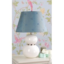 <strong>Laura Ashley Home</strong> Keal Table Lamp with Lucille Shade