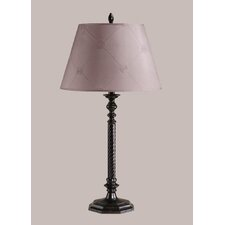 Kendall Table Lamp with Lucille Shade