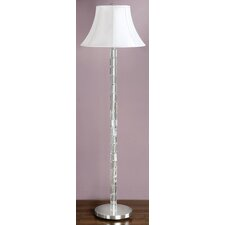 Lola Floor Lamp with Classic Bell Shade