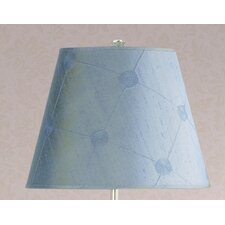 "20"" Lucille Silk Empire Lamp Shade"