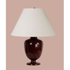 Madeleine Table Lamp with Calais Empire Shade