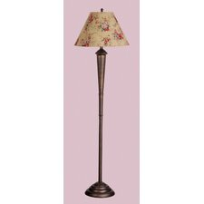 Marshall Floor Lamp with Angelica Empire Shade