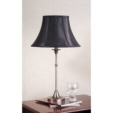 Morgan Table Lamp with Black Shade