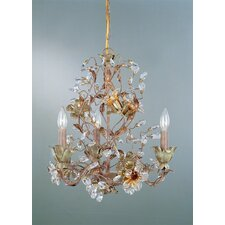 Natalie 3 Light Mini Chandelier