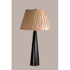 <strong>Laura Ashley Home</strong> Pascal Table Lamp with Charlotte Shade