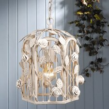 <strong>Laura Ashley Home</strong> Pemberley 1 Light Mini Pendant