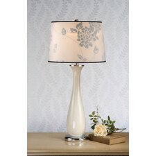 Siena Table Lamp with Isodore Shade