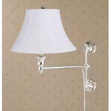 State Street Calais Swing Arm Wall Lamp