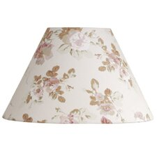 "17"" Stowe Cotton Empire Lamp Shade"