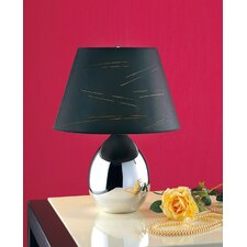 <strong>Laura Ashley Home</strong> Tierney Table Lamp with Kurt Shade
