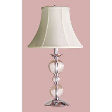 <strong>Laura Ashley Home</strong> Vosges Table Lamp with Classic Shade
