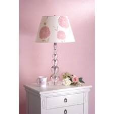 Chambord Table Lamp with Erin Shade