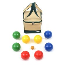 100 MM Backyard Resin Bocce Set