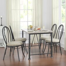 <strong>Dorel Asia</strong> 5 Piece Dining Set