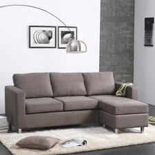 Small Spaces Sectional Sofa