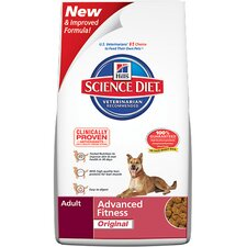 Adult Advanced Fitness Original Dog Food