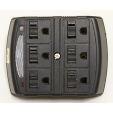 Outlet Surge Block Protector Wall Tap