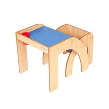 FunStation Solo Toddler Table and Chair Set