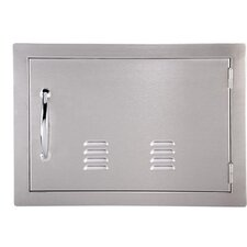 Horizontal Access Door with Vents